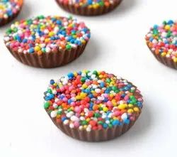 Round Chocolate with sprinkle