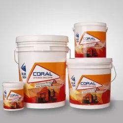 Coral Exterior Emulsion