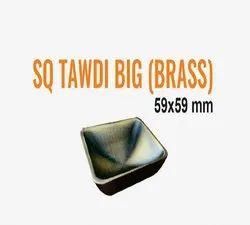 SQ Tawadi Big Brass Drawer Knob