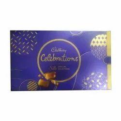 Cadbury Celebration Silk Chocolate, Packaging Type: Box