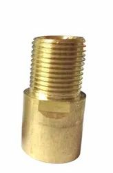 Brass Threaded Cp Extension Nipples, For Plumbing Pipe