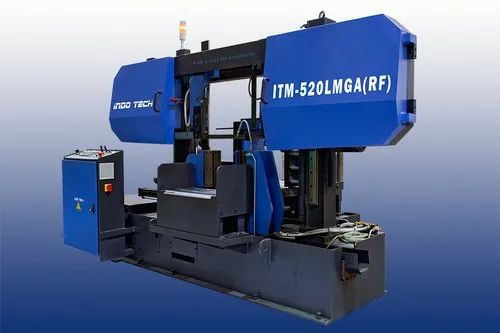 ITM-520LMGA(RF) - NC Fully-Automatic Double Column Bandsaw Machine On Lmg