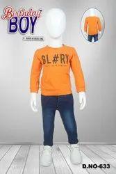 Full Sleeves Kids Baba Suit