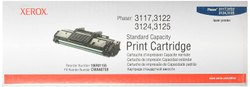 Genuine Xerox Black Print Cartridge