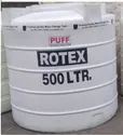 Rotex 50 Mm PUF Insulated Tanks For LEH