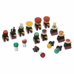 IDEC Make - Yw Series -Push Buttons ,  Emergency Stop Switch , Pilot Lights