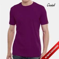 Genial Half Sleeves T-Shirt, Age Group: 5-99