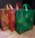 Printed Non Woven Bopp Bag, Square & Rectangular