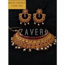 920 Mate Choker Necklace