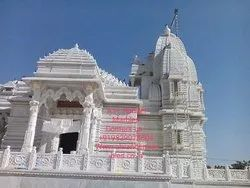 Hindu Temple Construction Work