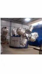 Automatic Rotomoulding Bi Axial Moulding Machine, 12 Kw