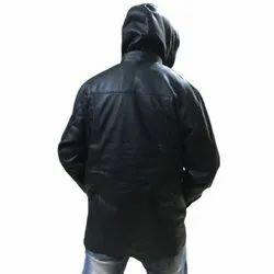 Black Fancy Leather Jackets