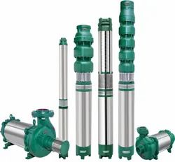 CMC Water Filled Solar Submersible Pump