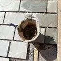 Cobblestone Installation Project