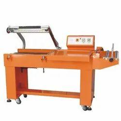 Eminent Mild Steel Semi Automatic L Sealer Machine, Voltage: 230 V