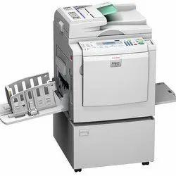 Ricoh DX 2430 B4 Digital Duplicator Machine