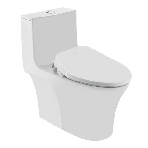 Bidspa Rimless Single Piece-WC
