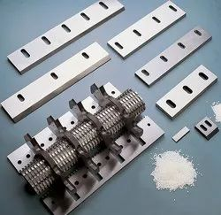 Silver Pelletizer Blade, for Industrial