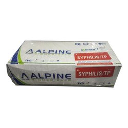 Plastic Syphilis Test Kit, For Medicinal