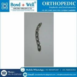 Clavicle S Type Plate