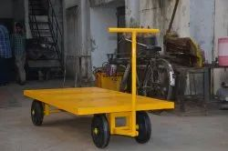 TURN TABLE TROLLEY.