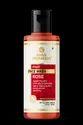 Khadi Organique Herbal Rose Face Wash, Packaging Size: 210 Ml