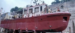 Propulsion Shaft Laser Alignment Services For Ship