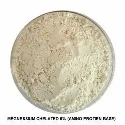 Magnessium Chelated 6% ( Amino Protein Base)