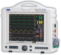 covid care patient monitor