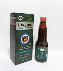 Liver Syrup With Enzyme Benefits