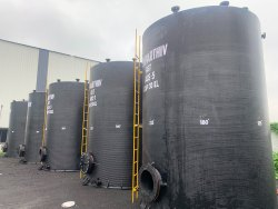 HDPE Spiral Adblue Storage Tank