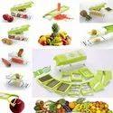 Novel Vegetable & Fruit Chipser