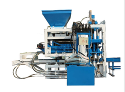 Lightweight Block making Machinery