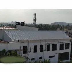 Mild Steel MS Prefabricated Buildings