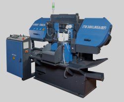 ITM-300LMGA(RF) - NC Fully-Automatic Double Column Bandsaw Machine On LMG