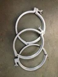 TC Clamp In Stainless Steel For Dairy And Pharma Company