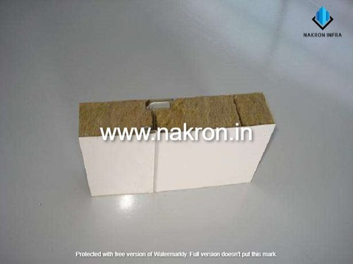 Rockwool Sandwich Wall Panels