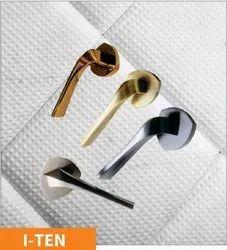 I-Ten Brass Mortise Handle