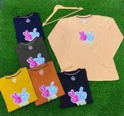 Kids Full Sleeve T Shirts