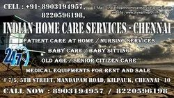 Home Care Givers In Kilpauk