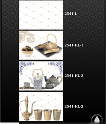2541 Glossy Kitchen Tiles