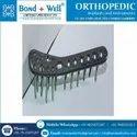 Orthopedic Implants Distal Medial Tibial Locking Plate