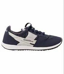 Women BLUE Goldstar Sports Shoes, Size: 1- 12, Model Name/Number: 032
