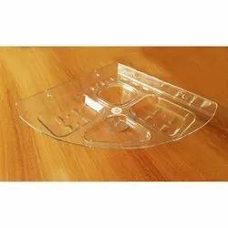 Acrylic Corner Soap Dish