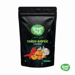 Ground Nut Chilly Garlic Cashew, Packaging Size: 100 Grams