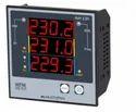 Three Multispan Multi Function Meter With Rs-485 Modbus, For Industrial, Model Name/number: Avh 13n