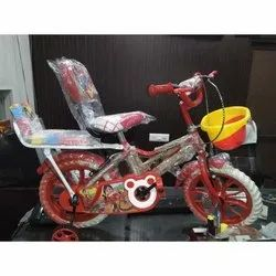 Red MS 12 Inch Child Bicycle