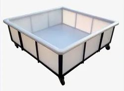 PSC-150 Plastic Material Handling Container
