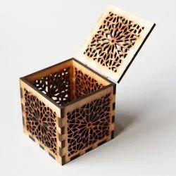Designer Laser Cut Box