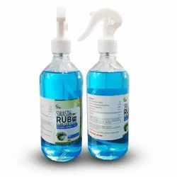 Swasthrub-70 Spray Pump Hand Sanitizer